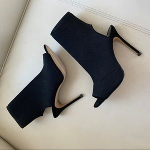 5029d14c862f Gorgeous Steve Madden black stilettos stretch boot
